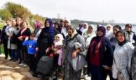 Kepez'de kadınlar günü etkinlikleri