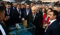 MHP'de kurultay heyecanı yaşandı