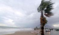 Akdeniz'e fırtına uyarısı