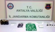 Antalya'da ele geçildi