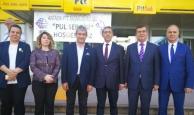 Antalya Pulları Sergisi'nin açılışı yapıldı