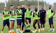 Antalyaspor'da sarı kart alarmı