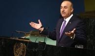 Bakan Çavuşoğlu'ndan BM'ye eleştiri