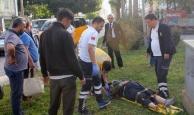 Yaralılar hastaneye kaldırıldı