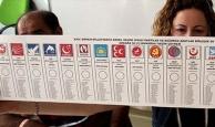 YSK seçime katılacak partileri açıkladı