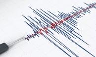 4.2 büyüklüğünde deprem meydana geldi