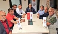 AGF yönetimi Kahramanmaraş'ta toplandı