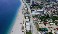 Antalya'daki dev projede sona gelindi