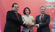 Antalya Teknokent'e  ödül