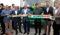 Aytemiz Alanyaspor'a yeni otobüs
