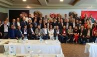 Başkanlar kurulu Çanakkale'de toplandı