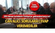 DRV Alman turistlerin Türkiye'ye tatile gelmesine karşı mı?