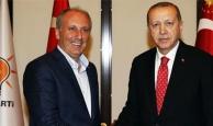 Erdoğan İnce görüşmesi sona erdi