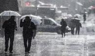 Meteoroloji'den birçok ile uyarı