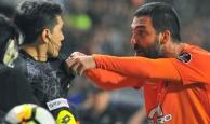 Milli futbolcuya tarihi ceza