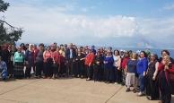 Tatlısu anneleri Antalya'ya hayran kaldı
