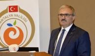 Valisi Karaloğlu'ndan siyasi parti ve adaylara 'turizm' uyarısı
