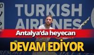 Antalya Açık'ta yarı finalistler belli oldu