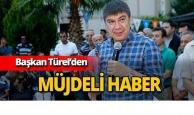 Başkan Türel'den Döşemealtılılara müjde