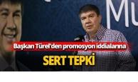 Başkan Türel'den iddialara sert tepki