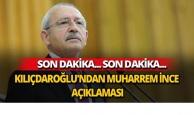 Kılıçdaroğlu kendisine destek için gelenlere seslendi