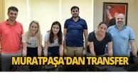 Muratpaşa'dan transfer
