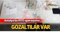 Antalya'da 'gaybubet evleri'ne baskın