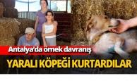 Antalya'da örnek davranış