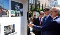 Antalya Valiliği'nden 'Antalya Basınında 15 Temmuz Destanı' fotoğraf sergisi