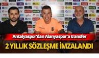 Antalyaspor'dan Alanyaspor'a transfer