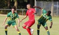 Antalyaspor hazırlık maçını kazandı
