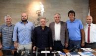 Başkan Böcek: Antalyaspor'un her zaman yanındayı