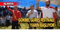 Gökbel Güreş Festivali yarın başlıyor