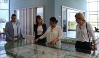 MMO Antalya'dan Adopen'e ziyaret