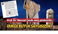 Prof. Dr. Nevzat Çevik'ten Hıncal Uluç'a Göbeklitepe tepkisi!