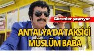 Taksici Müslüm Baba