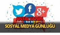 14 Ağustos 2018 Antalya sosyal medya günlüğü