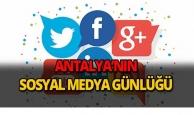 27 Ağustos 2018 Antalya sosyal medya günlüğü