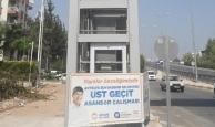 Antalya'da üst geçitlere asansör sistemi kuruluyor