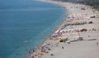 Antalya 9 günde 2,5 milyar lira gelir elde etti