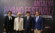 Antalya piyanoya doyacak