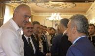 Antalya protokolü bayramlaştı