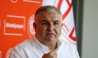 Antalyaspor Başkanı Cihan Bulut görevinden istifa etti