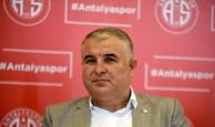 Antalyaspor Başkanı Cihan Bulut görevini yarın o isme devrediyor