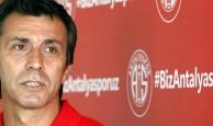 """Antalyaspor Teknik Direktörü Korkmaz: """"Geliştirmemiz gereken yönler var"""""""