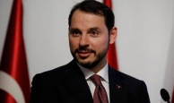 Bakan Albayrak, Almanya Finsans Bakanı ile görüştü
