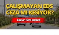 Başkan Türel'den EDS iddialarına yanıt