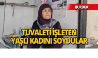 Burdur'da yaşlı kadının tülbente sardığı parayı çaldılar