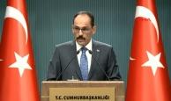 Cumhurbaşkanlığı Sözcüsü: TL'ye spekülasyonlar bertaraf edildi