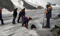 Kaybolan dağcının cesedi 4 yıl sonra ortaya çıktı